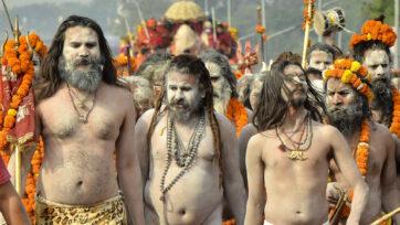 Spotlight On Kumbh Festival As India Clocks 200,000 Covid Cases In A Day