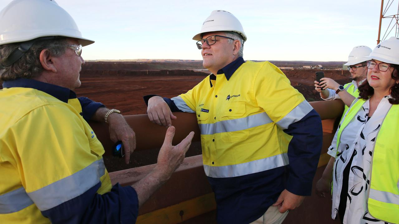 Morrison Vows Climate Action In Australian Federal Budget