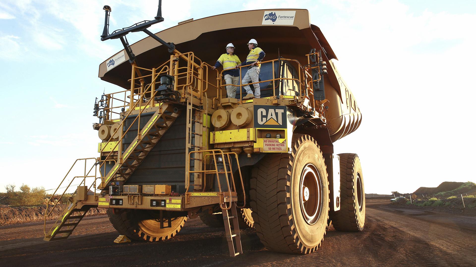 Western Australia Mining Kept Economy Going, Says PM