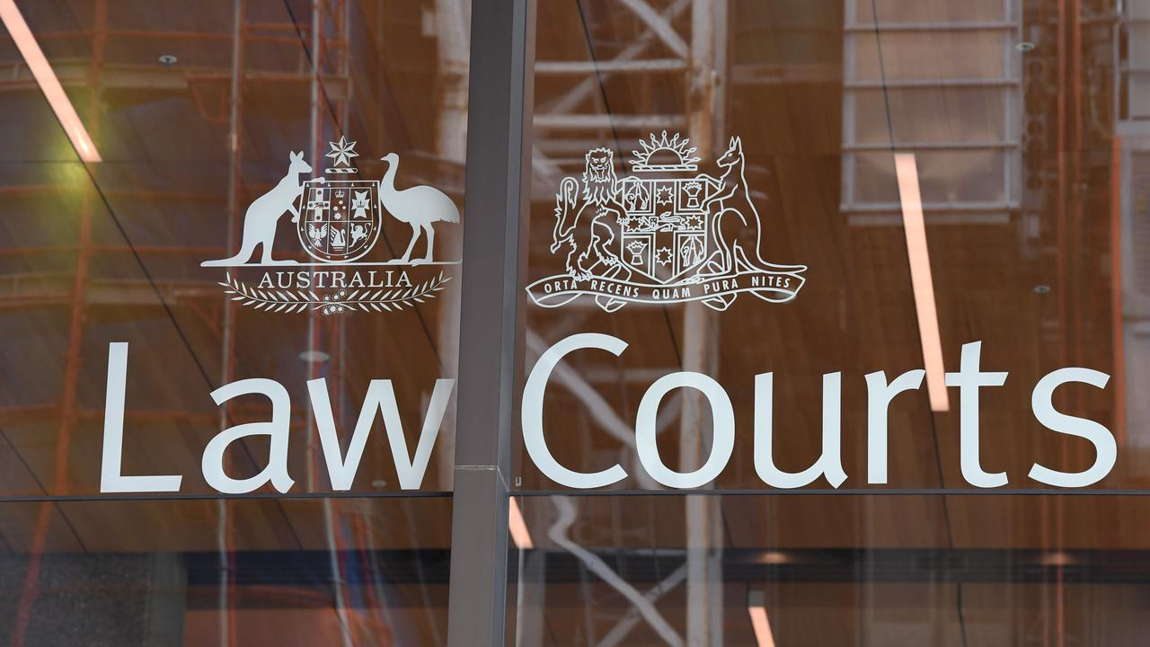David Raphael admitted sexually harassing a solicitor in a conference room in the NSW Supreme Court.
