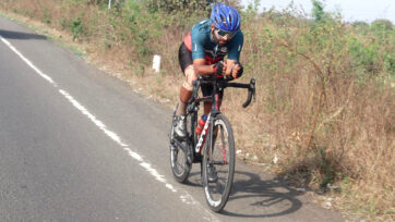 VIDEO: From Kashmir To Kanyakumari: India's Adil Teli Pedals Into Fame