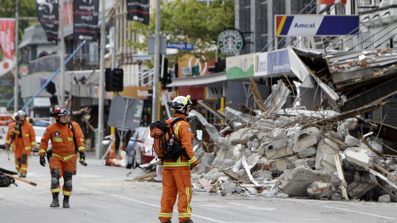 Modeling Suggests Monster Quake For New Zealand