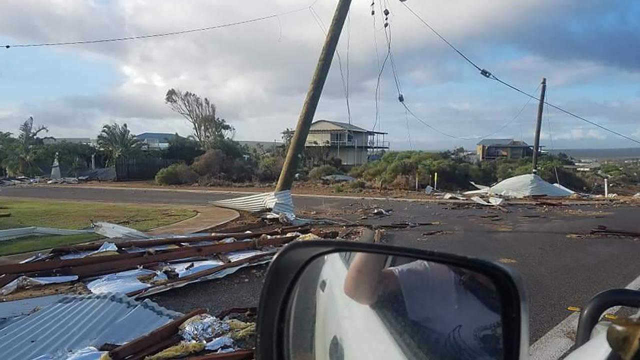 Power Still Out After Cyclone Seroja Smashes Western Australia