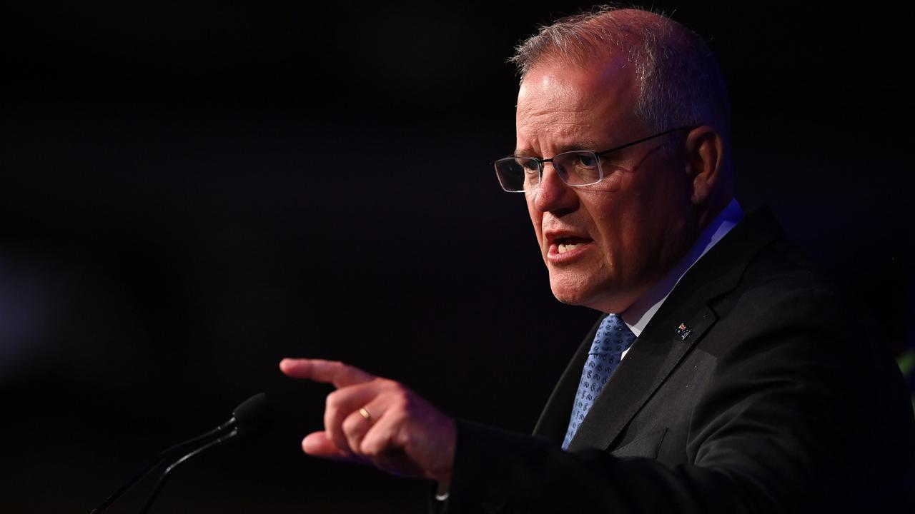 Budget 'Stage Two' Of Virus Recovery: Australian PM