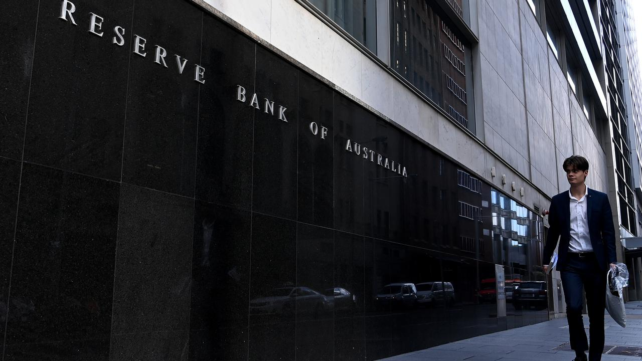 Strong Economy Still Way Off The Reserve Bank Of Australia's Aim