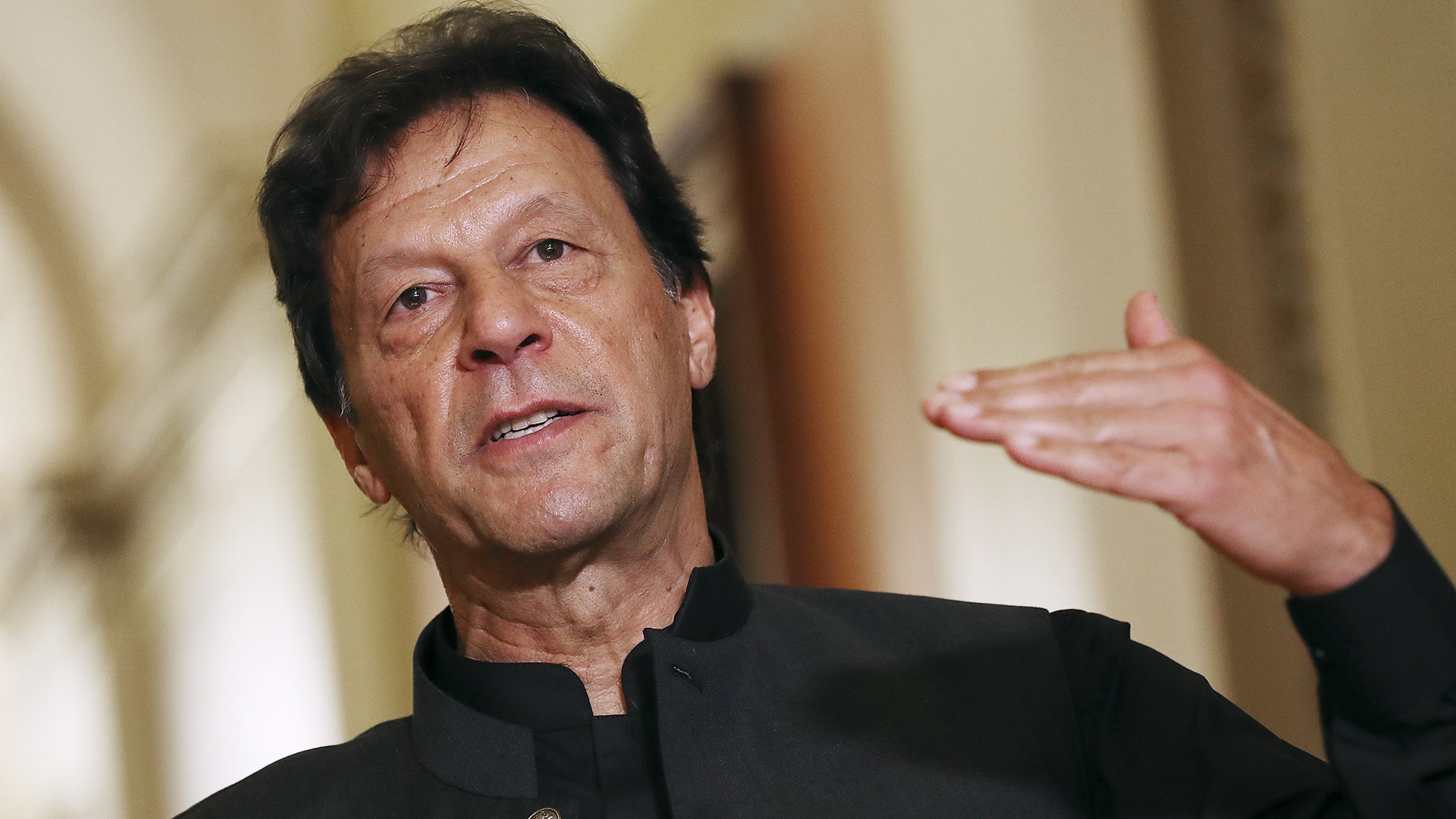 Outrage Over Pakistan PM's Comments On Rising Rape Cases