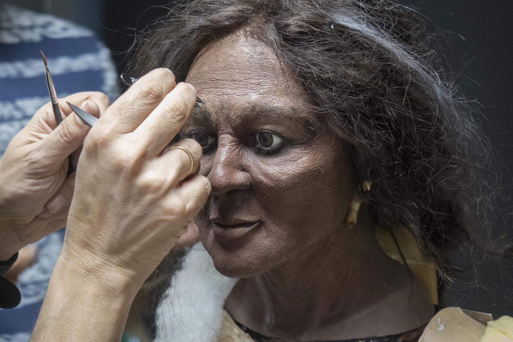 Experts Reconstruct Face Of Mesolithic Woman Who Lived 9,300 Years Ago