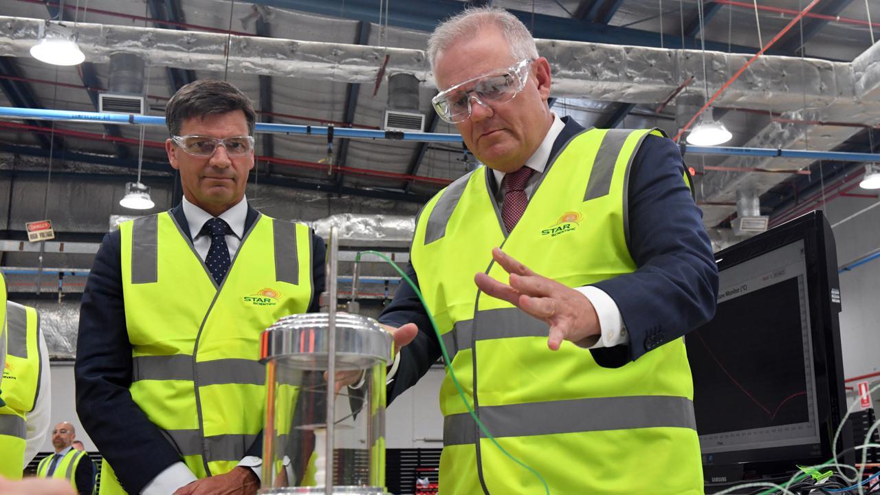 Australian PM Announces $438 Million For Climate Tech Deals