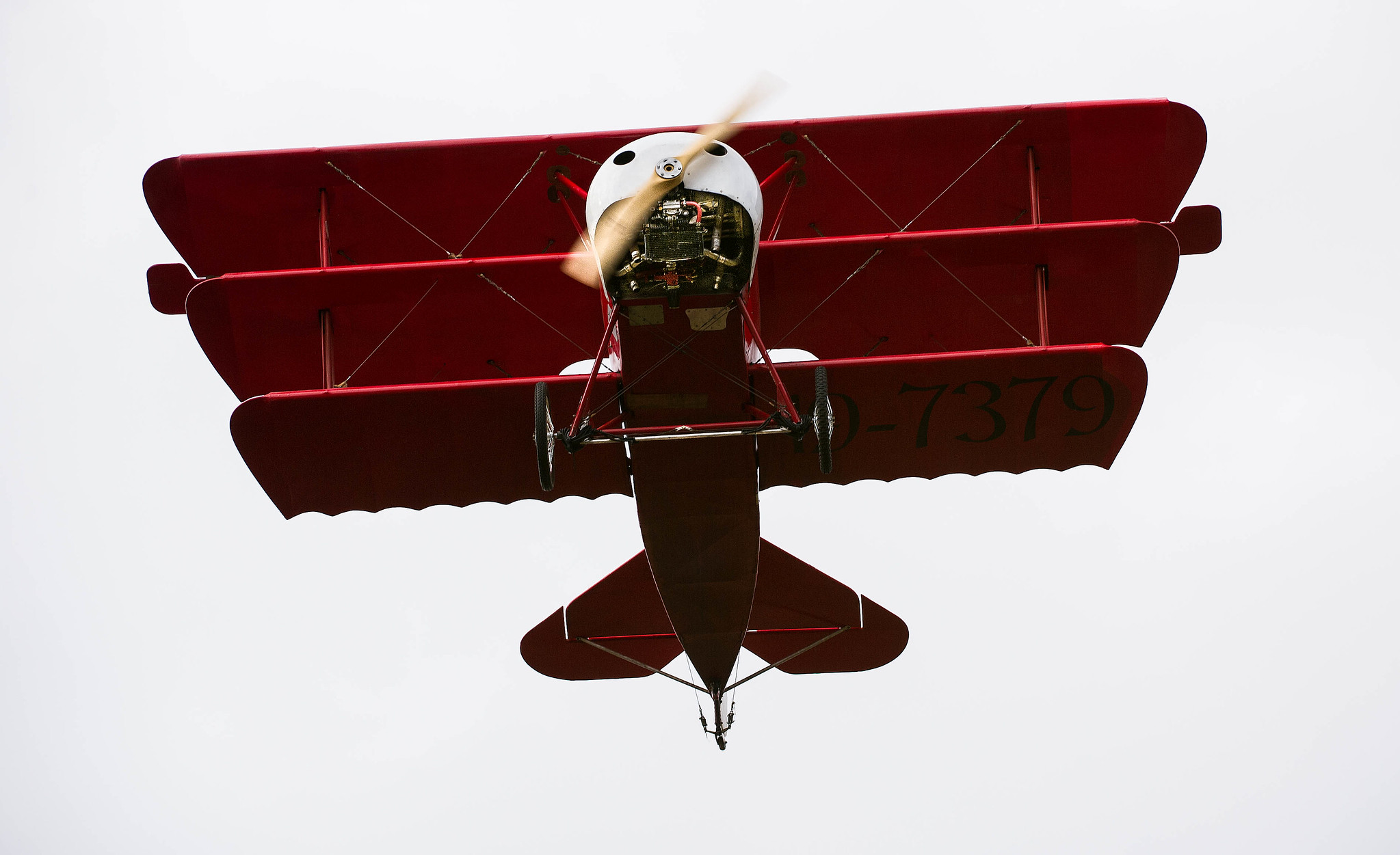 The Many Final Flights Of Germany's Fearsome WWI Fighter Pilot 'Red Baron'