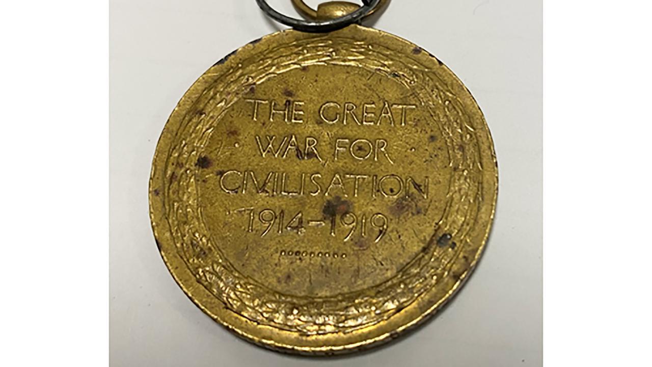 Long-lost World War I War Medal Returned To Australian Family