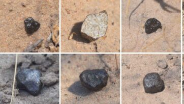 Scientists have reconstructed an asteroid's 22-million-year journey through the solar system.