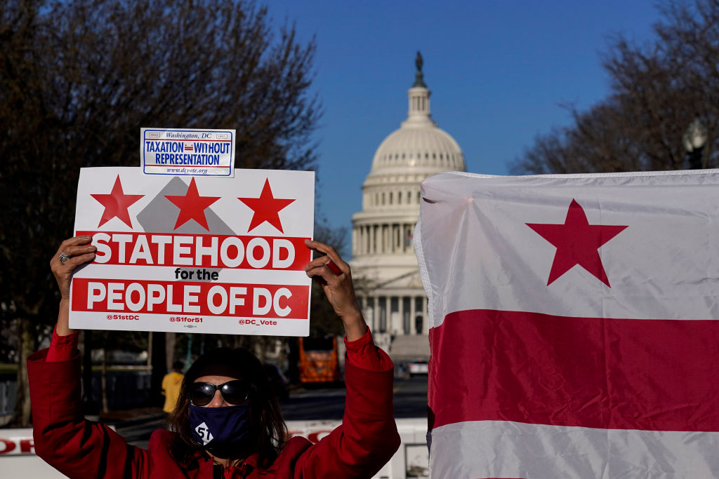 Statehood For Washington, DC, Again Passes The House, But Faces Uphill Battle In Senate