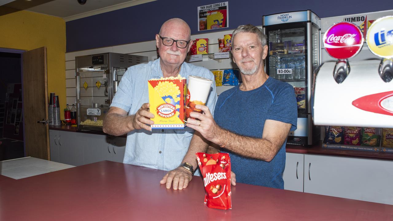 Movie Buffs Re-open Australian City Outback Town's Cinema