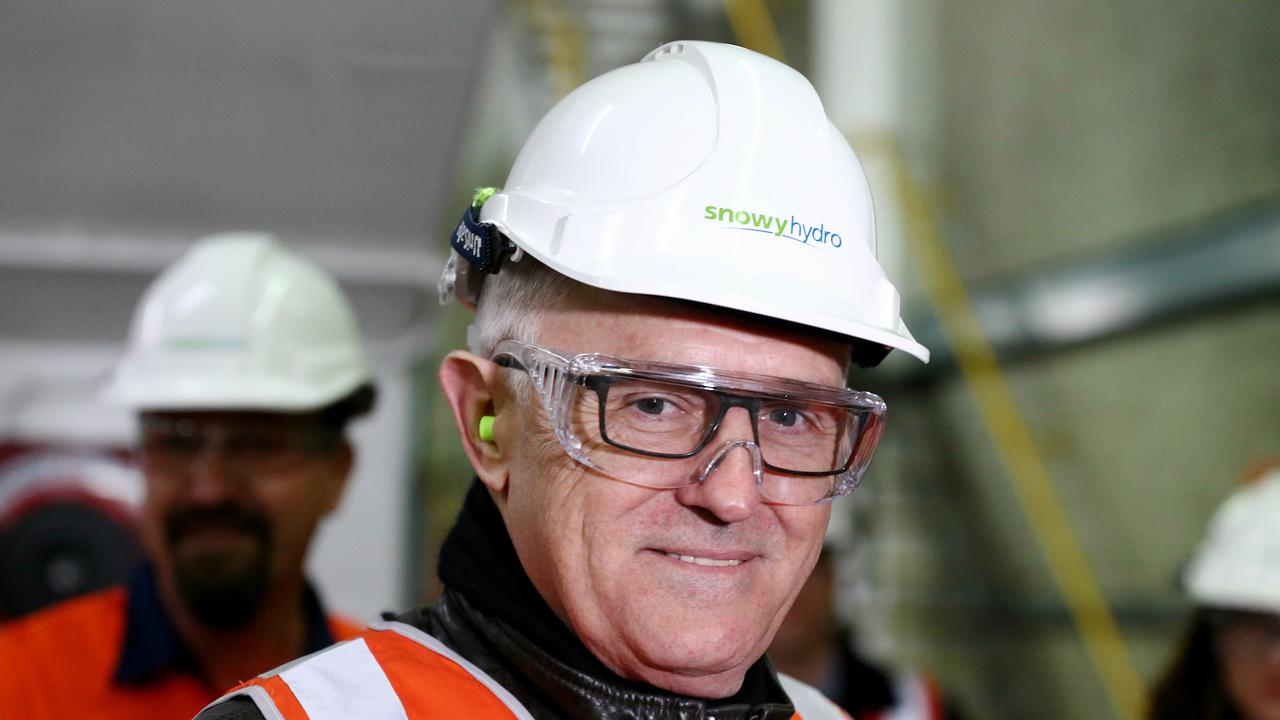 Energy Shift Plans Up To Australian States, Says Malcolm Turnbull