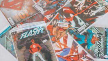 Édgar Pérez era amante de los superhéroes en su niñes, y ha llevado esta pasión a la vida adulta, al vender productos basados en ellos. (Joel Muniz/Unsplash)