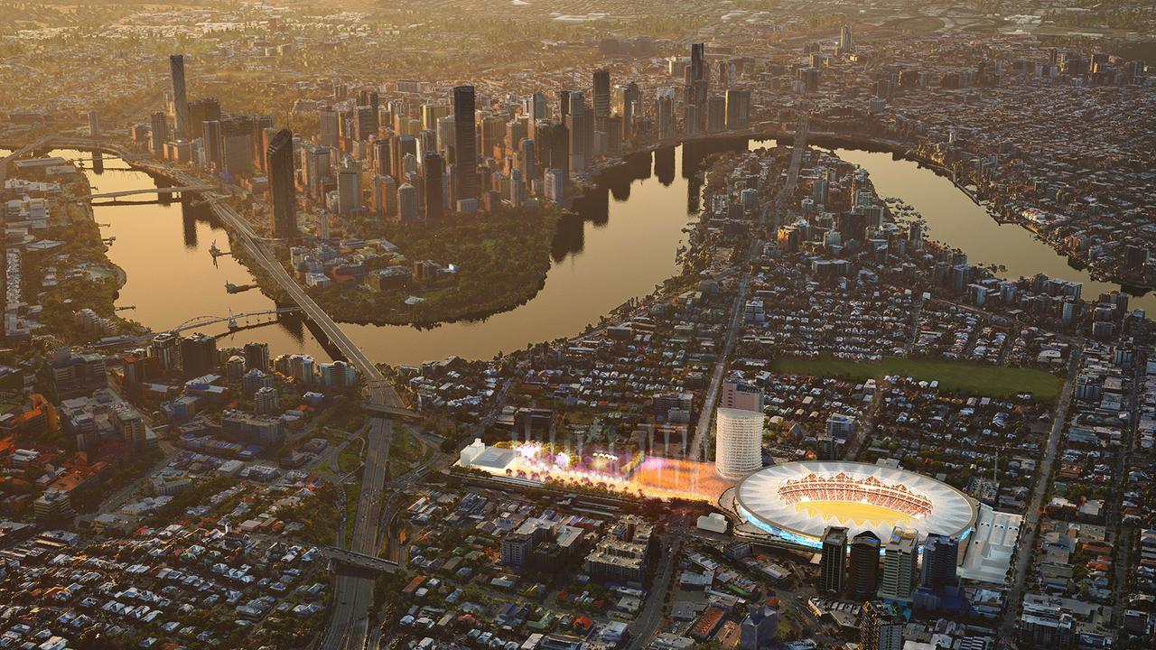 Brisbane Olympics Bid Funding Deal Finalizes