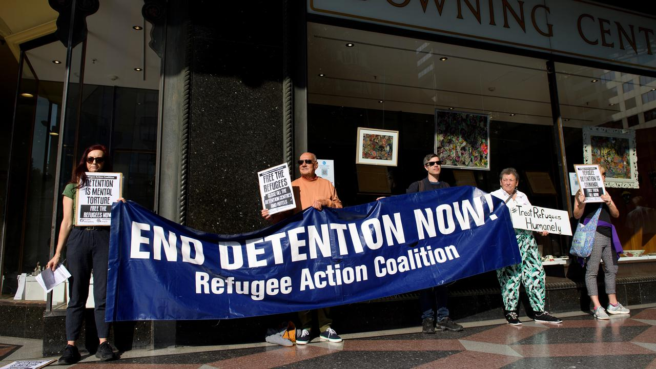 Australian Federal Government In Court Over Detainee's Suicide