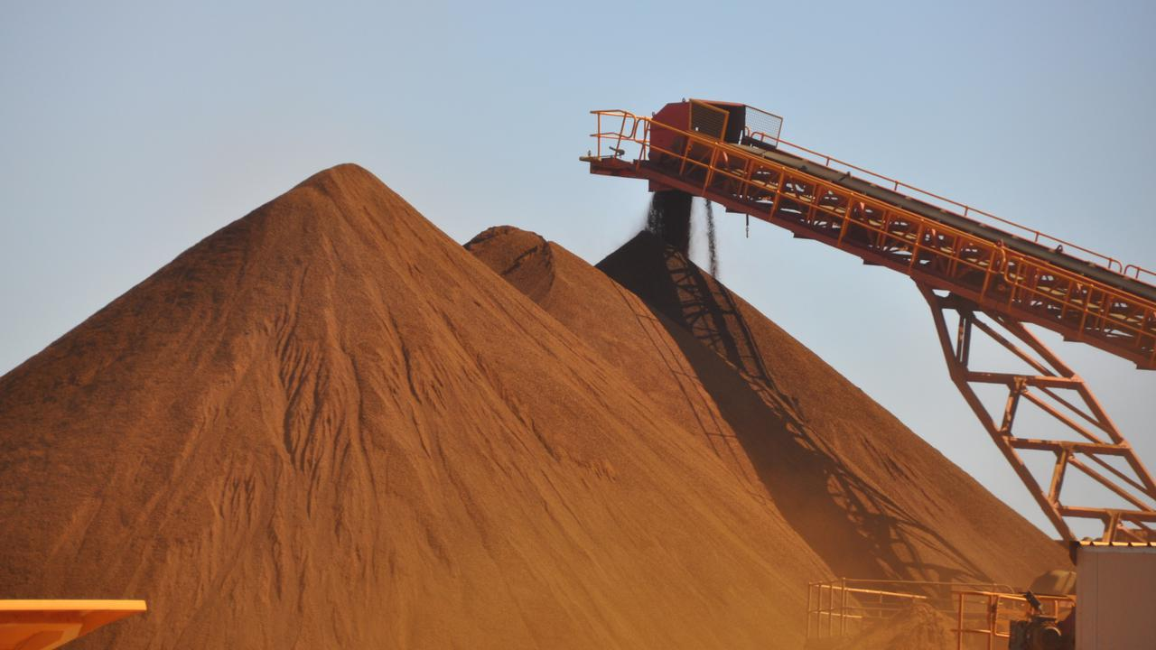 Record Iron Ore Shipments Happened In March, Says Australian Bureau Of Statistics