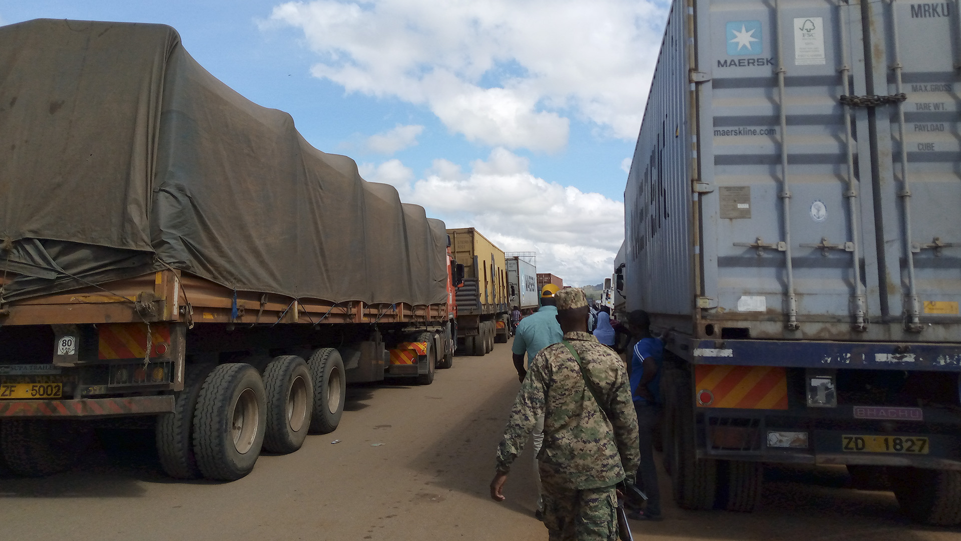 South Sudan's Highway Of Death: Trucker Survives An Ambush Slaughter That Killed 13