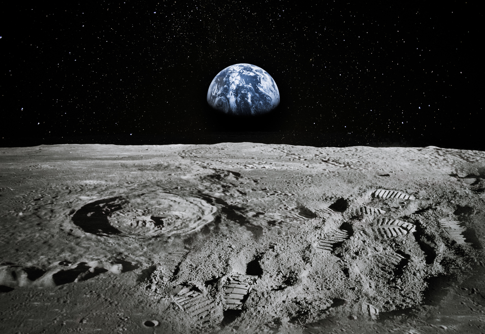 Moon To Breathe: Bid To Create Oxygen On The Lunar Surface