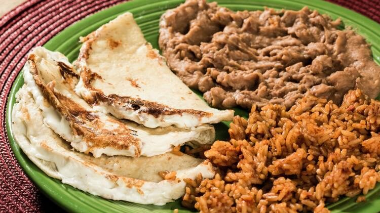 Mexican Controversy: The Cheese-less Quesadilla