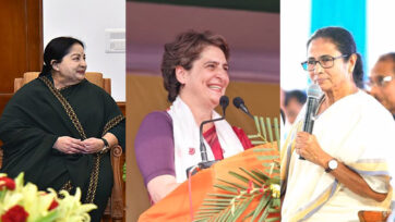 Real Or Reel: Indian Female Leaders Cannot Help But 'Dress Down'
