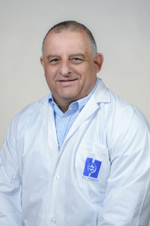 <p>Prof. Ronen Leker. (Photo courtesy Hadassah Medical Center)</p>