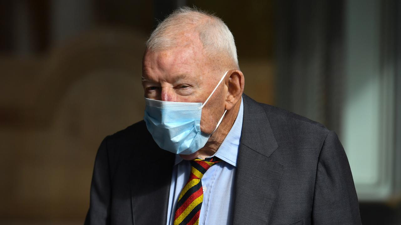 Dispute Remains Over New Zealand's Sir Ron's Child Abuse Pictures