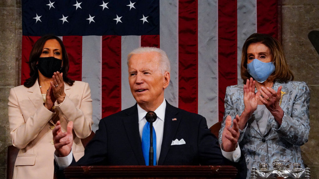 Biden's Climate Jobs Plan Gets Some Support From Big Oil