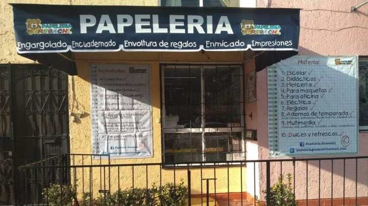 Mexican Stationery Stores Reinvent Themselves To Survive