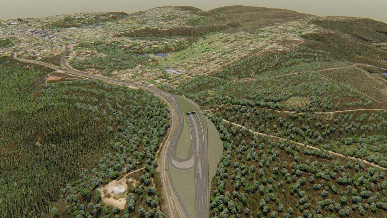 Australian State Plans To Build Australia's Longest Road Tunnel