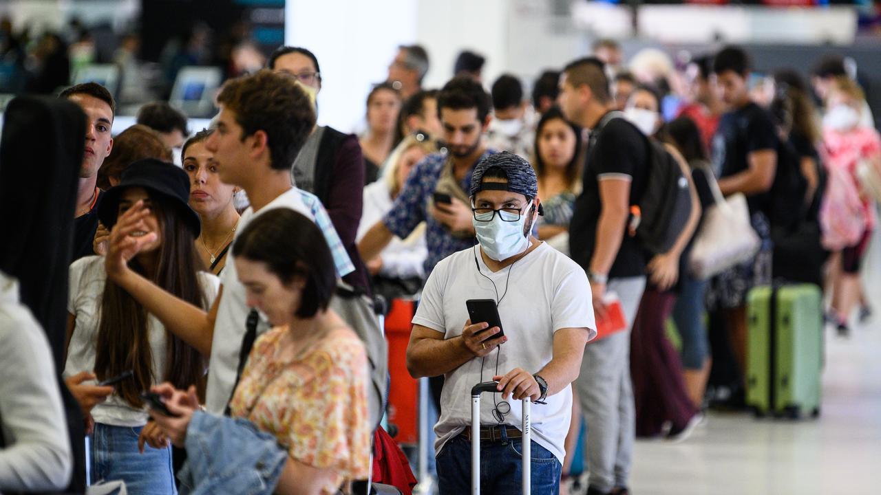 Australia's Split On Post-vaccine Travel: Poll