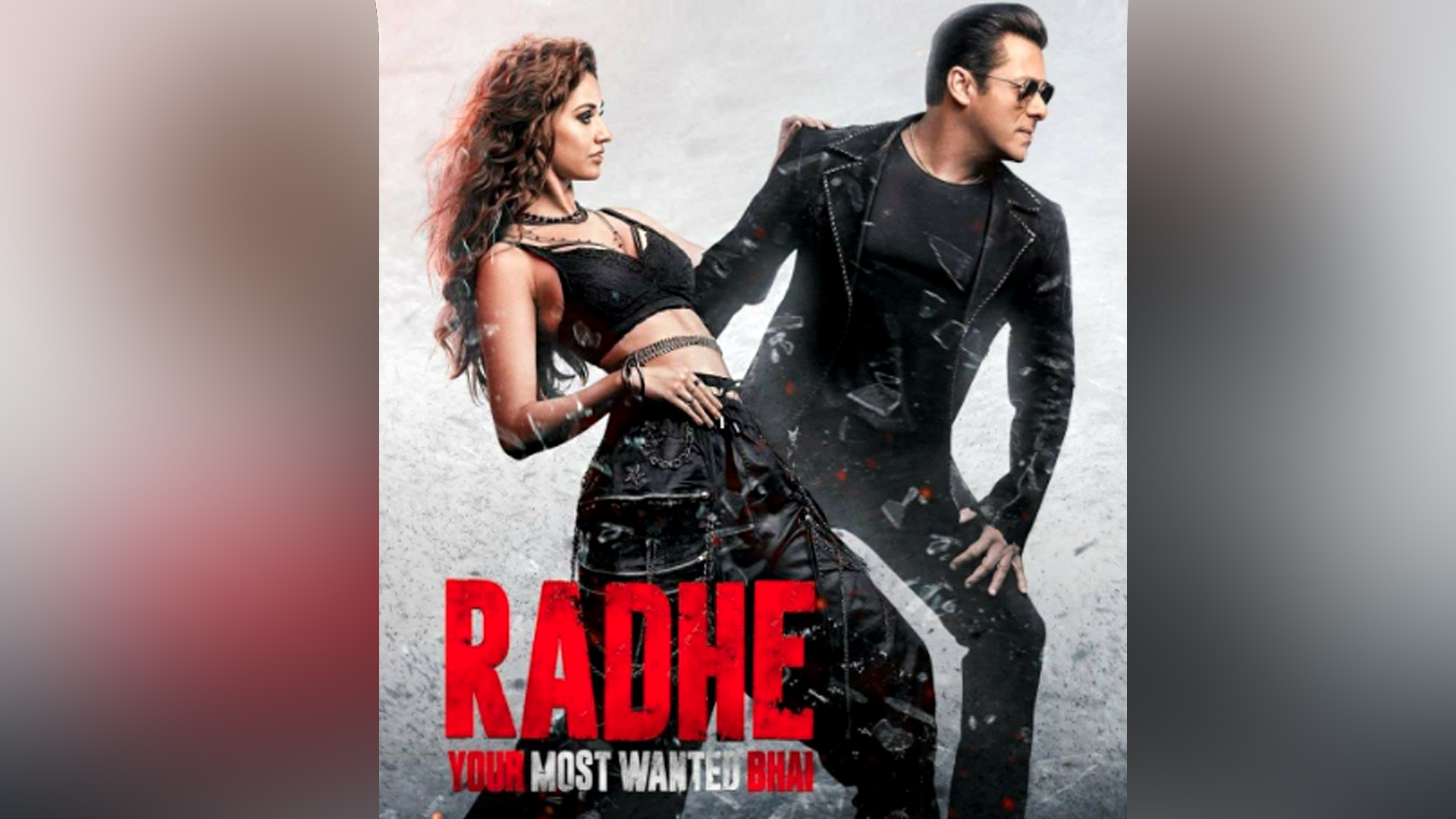 Bollywood Plans Hybrid Experiment With 'Radhe'