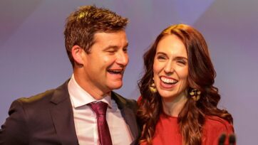 New Zealand Prime Minister Jacinda Ardern says she and Clarke Gayford will wed this summer.