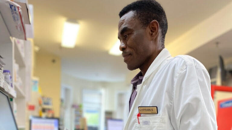 Pharmacists Deliver Hope And Care