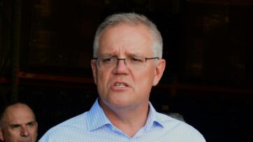 We have always stood for freedom in our part of the world, Prime Minister Scott Morrison says.