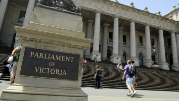 Lady Millie Peacock and Pauline Toner were trailblazing women in Victoria's parliament.