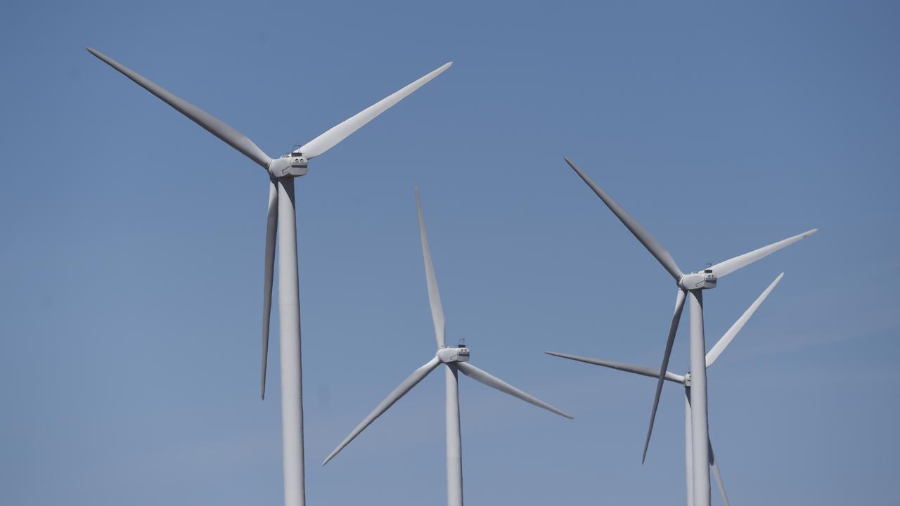 Labor Party Slams Minister Over Australia State Wind Farm