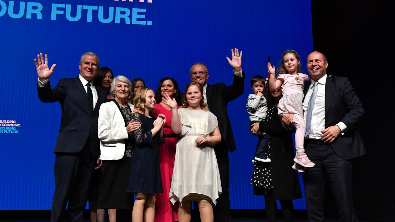 Bruised Coalition Looks To Women In Australian Budget