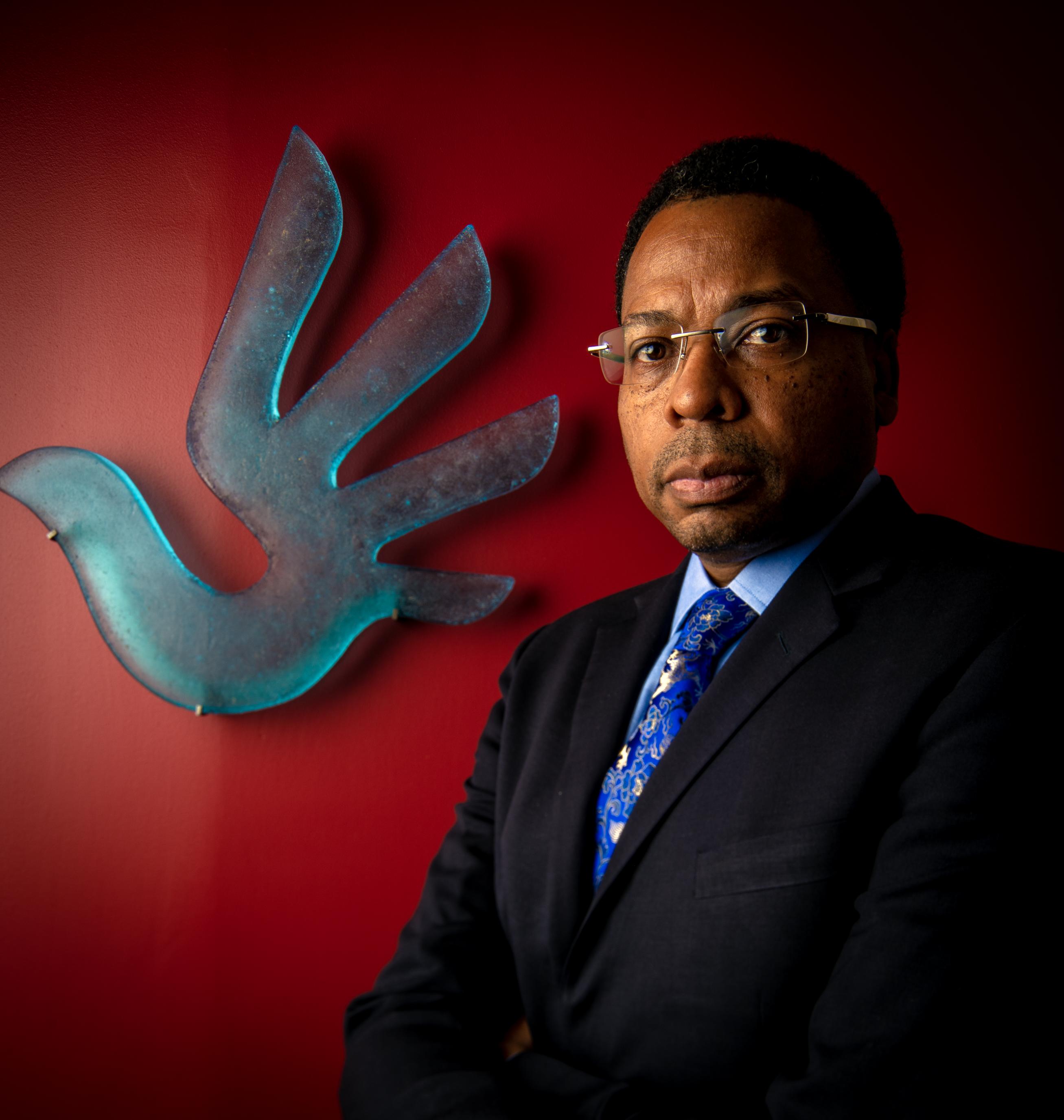 <p>Mario B. Williams, president, NDH Law LLC. (photo courtesy of NDH Law)</p>