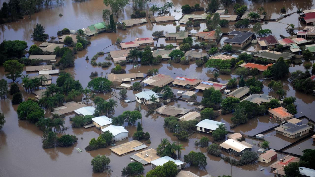Australia's State Flood Victims Battle For Compensation