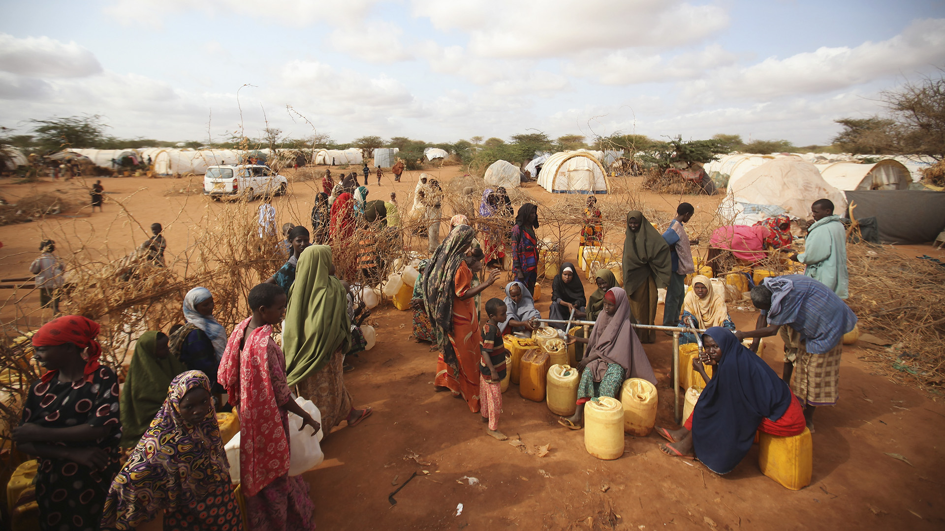 Temporary Relief For Refugees As Kenya Postpones Closing Two Camps