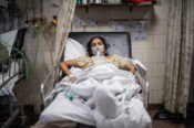 India's Covid Spiral Leaves Hospitals Choked, Doctors Mentally Exhausted