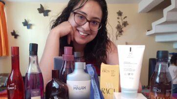 Mari Carmen Jiménez se dedica a la venta de productos de belleza de calidad y está orgullosa de ser 'neni'. (Cortesía Mari Carmen Jiménez)