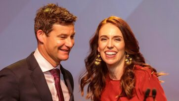 NZ Prime Minister Jacinda Ardern and partner Clarke Gayford are yet to reveal their wedding date.