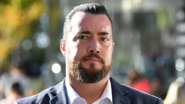 Brendan Russell has denied charges including manslaughter and female genital mutilation.