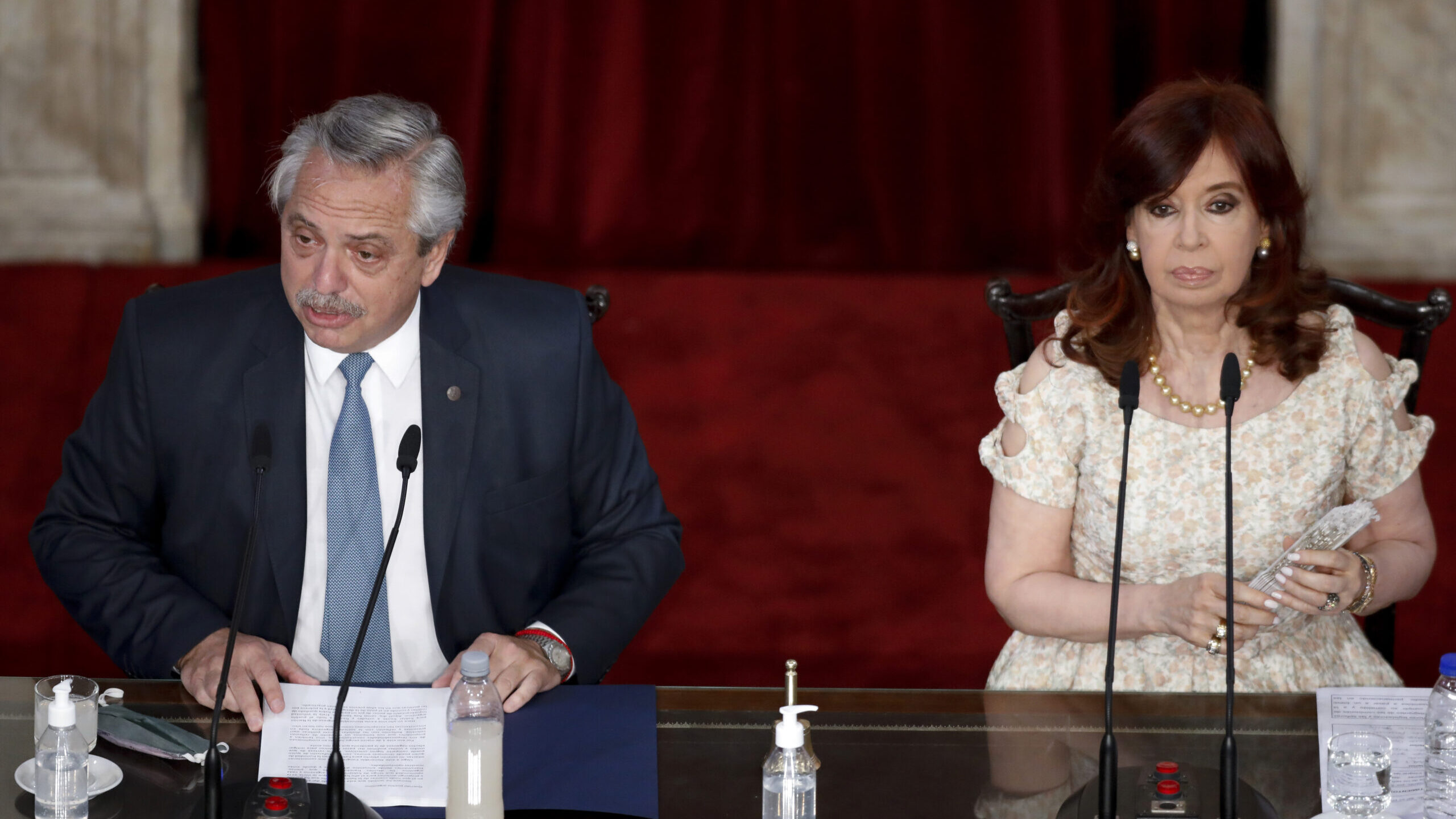 Political Divisions Color Debate Over In-Person Classes In Argentina