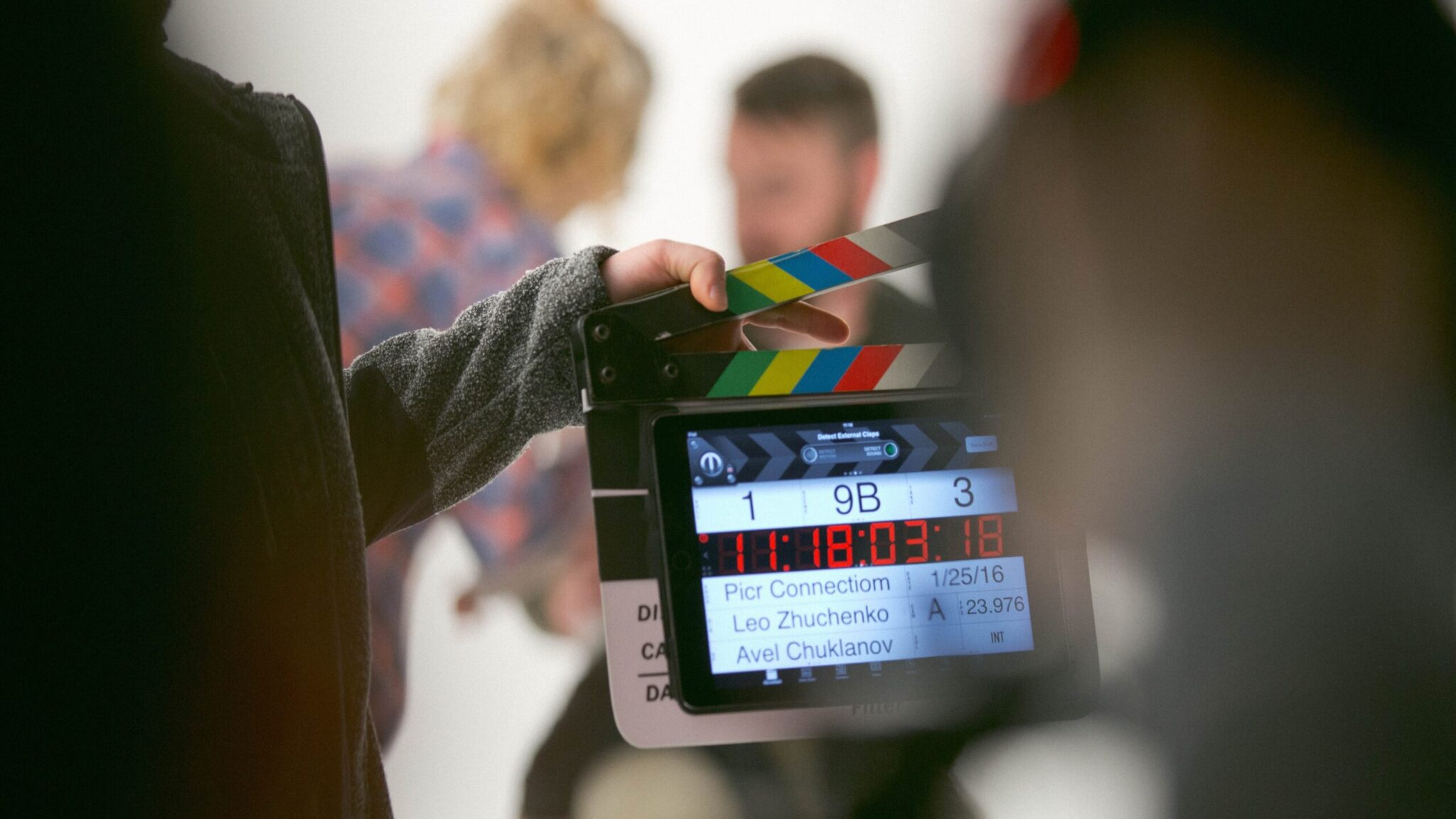 <p>The program targets Latinas and other women of color with an interest in directing short films. (Avel Chuklanov/Unsplash)</p>