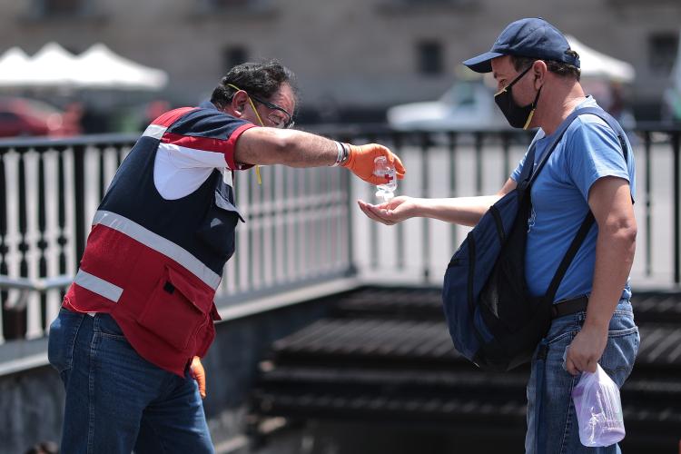 Cruz Roja Mexicana: más de 100 años de asistencia al pueblo