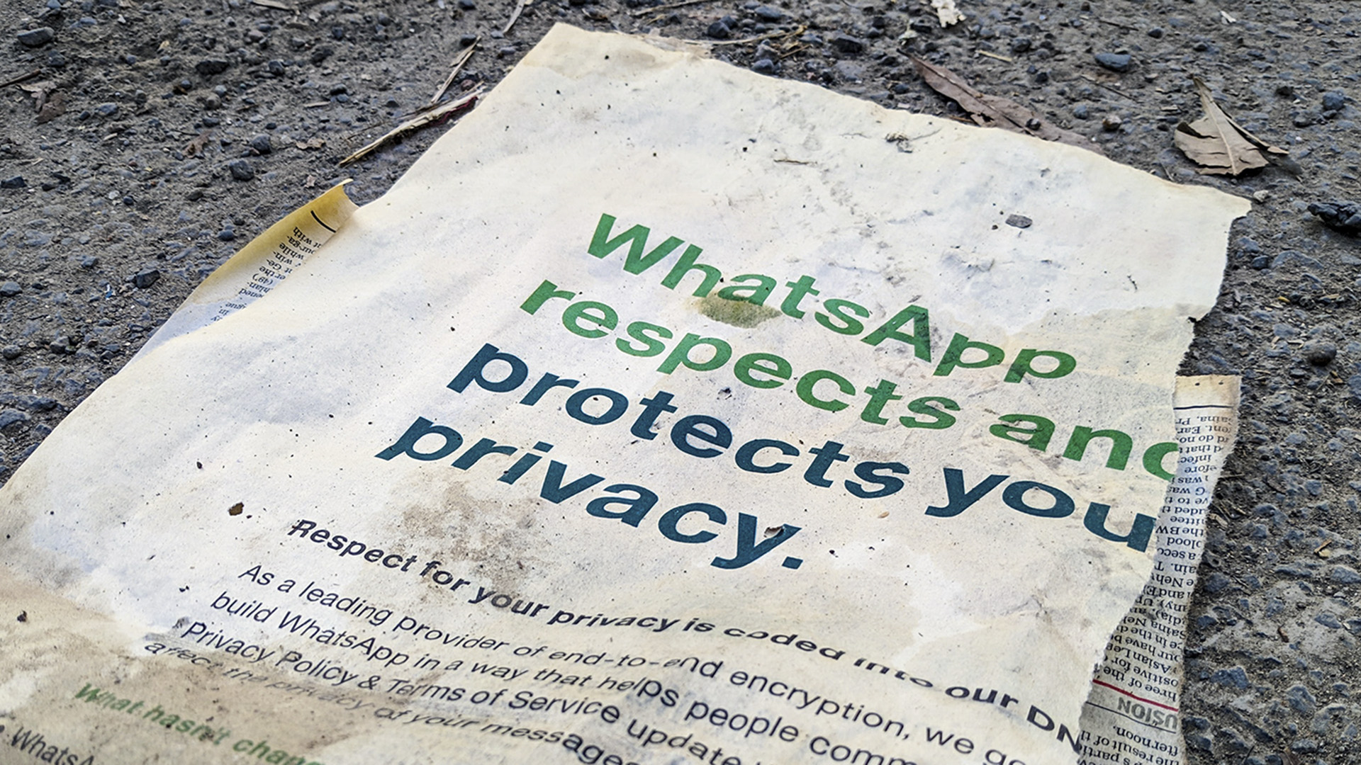 WhatsApp Will Punish Users That Don't Accept Controversial New Privacy Update